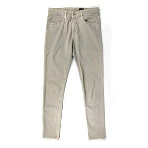 Adriano Goldschmied Farrah skinny crop jeans